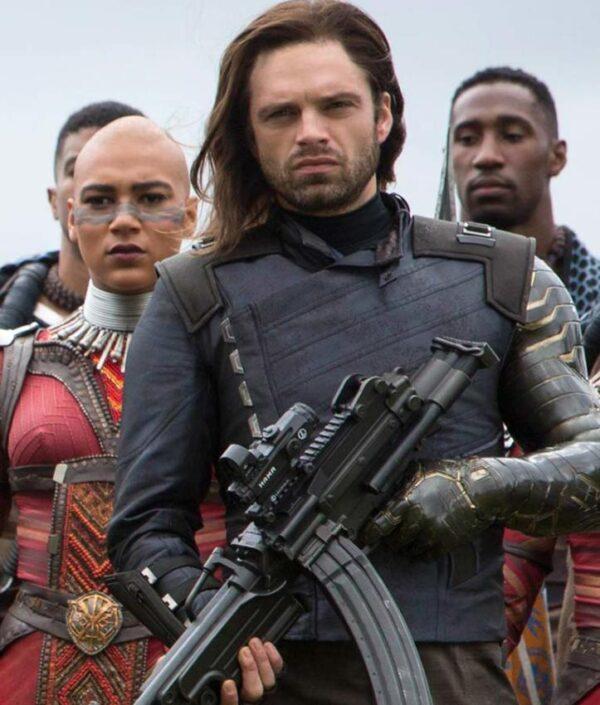 Infinity War Winter Soldier Jacket