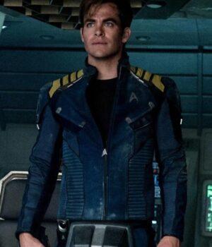Star Trek Beyond Captain James Kirk Jacket
