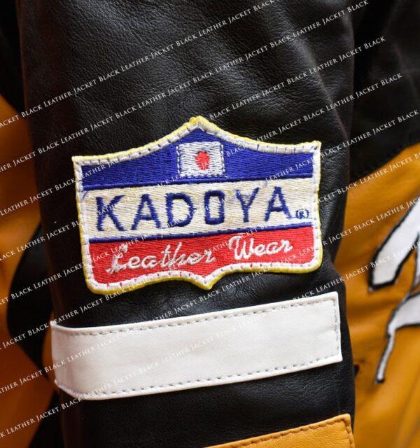 Chuck-Greene-Dead-Rising-2-Jacket-Logo-Leather-Jacket-Black
