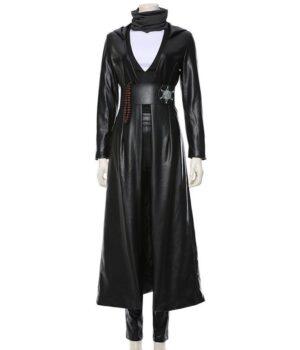 Watchmen Angela Abar Black Coat