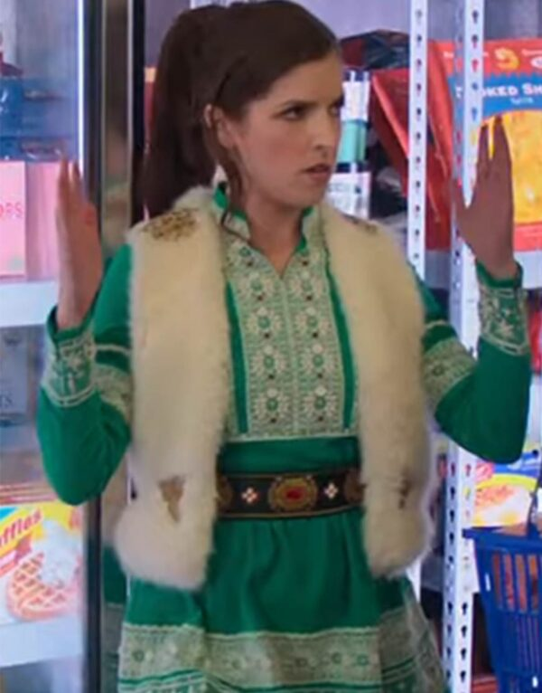 Noelle Kringle Anna Kendrick Vest