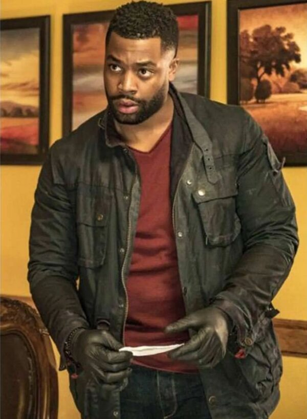 LaRoyce Hawkins Chicago P.D Jacket