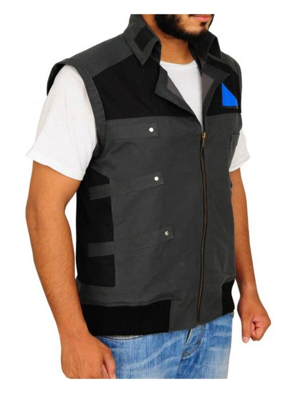 Jesse Williams Detroit Become Human Rk-200 Cotton Vest