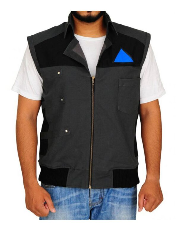 Detroit Become Human Markus Rk-200 Cotton Vest