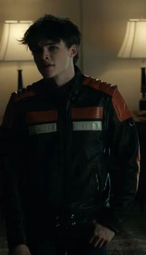Titans Jason Todd Jacket