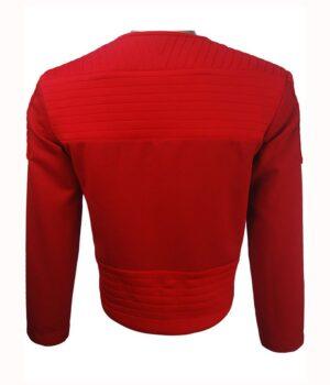 Jesse Plemons Black Mirror Red Jacket