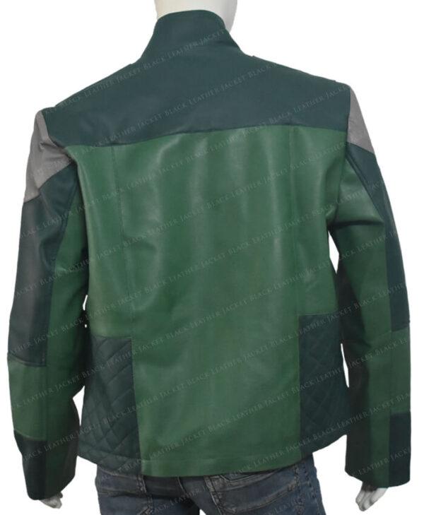 Kazuda Xiono Star Wars Resistance Jacket Back