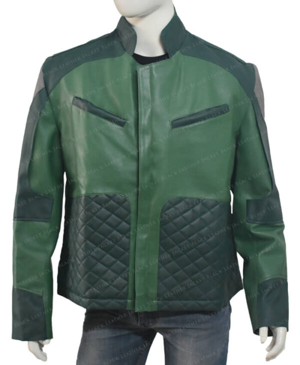 Kazuda Xiono Star Wars Resistance Jacket Front