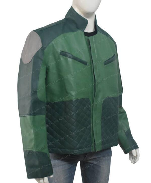 Kazuda Xiono Star Wars Resistance Jacket Right Side