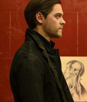 Prodigal Son TV Series Malcolm Bright Suede Jacket