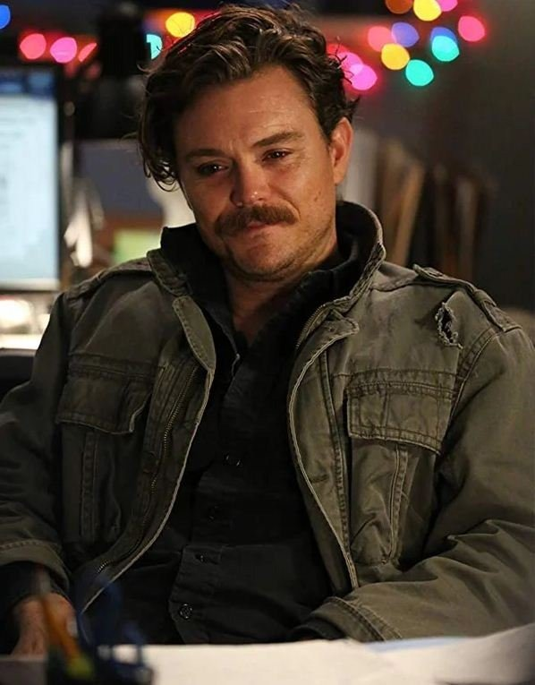 Martin Riggs Lethal Weapon TV Series Jacket