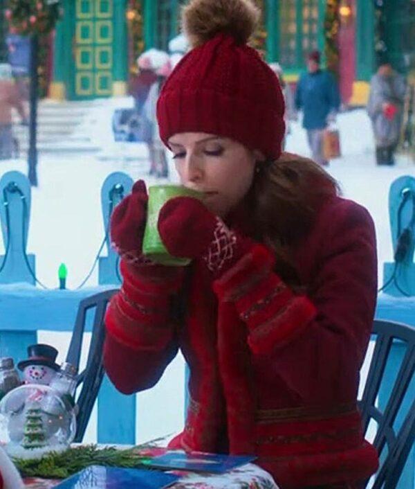 Noelle Kringle Noelle Red Jacket
