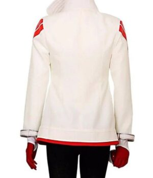 Pokémon Go Valor Candela Cotton White Jacket