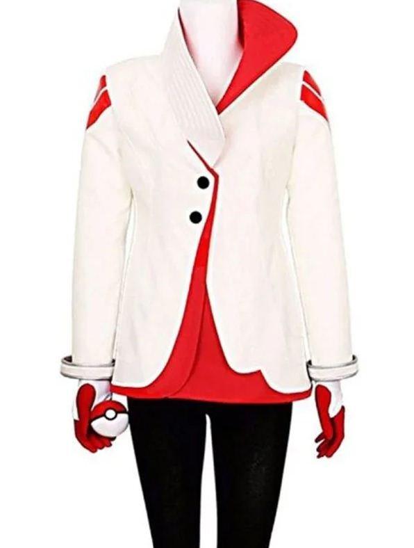 Pokémon Go Valor Candela Cotton Jacket