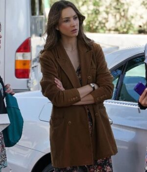 Spencer Hastings Pretty Little Liars Double Breasted Coat