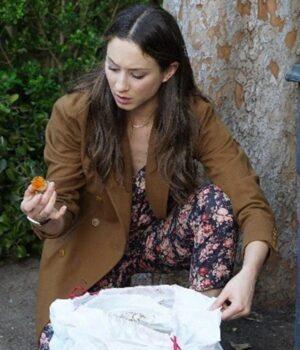 Spencer Hastings Pretty Little Liars TV Series Coat