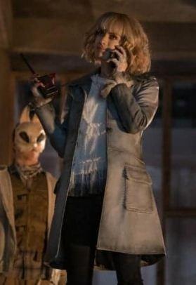 Rachel Skarsten TV Series Batwoman Coat