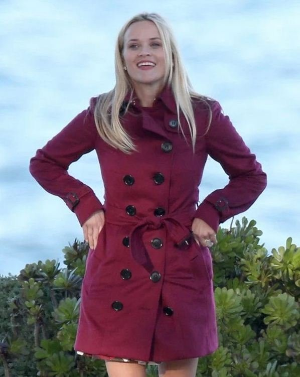 Big Little Lies Reese Witherspoon Coat
