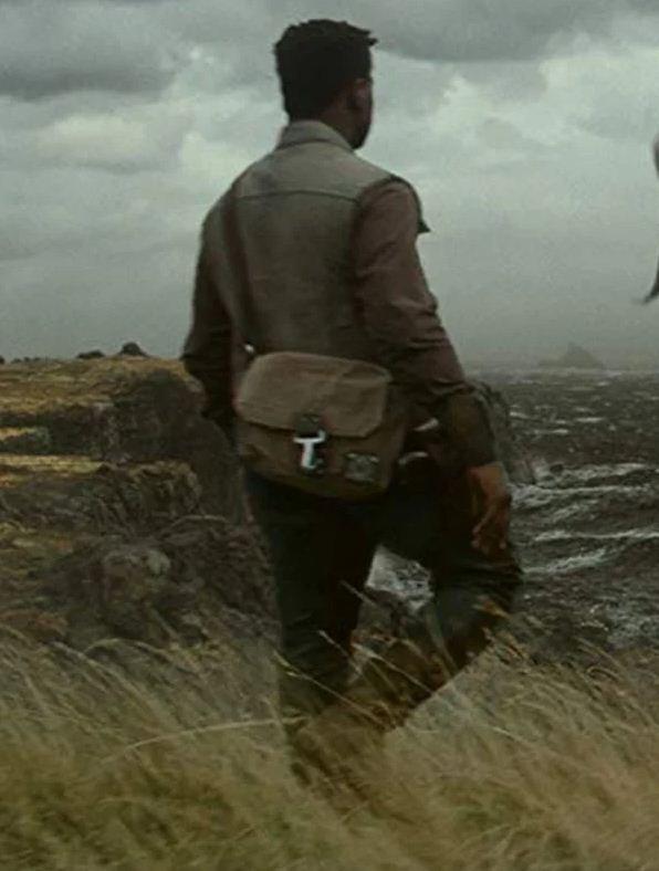John Boyega Star Wars The Rise of Skywalker Vest