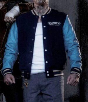 Suicide Squad Diablo Blue Jacket