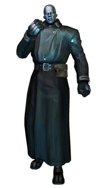 Resident Evil 2 Tyrant Black Coat