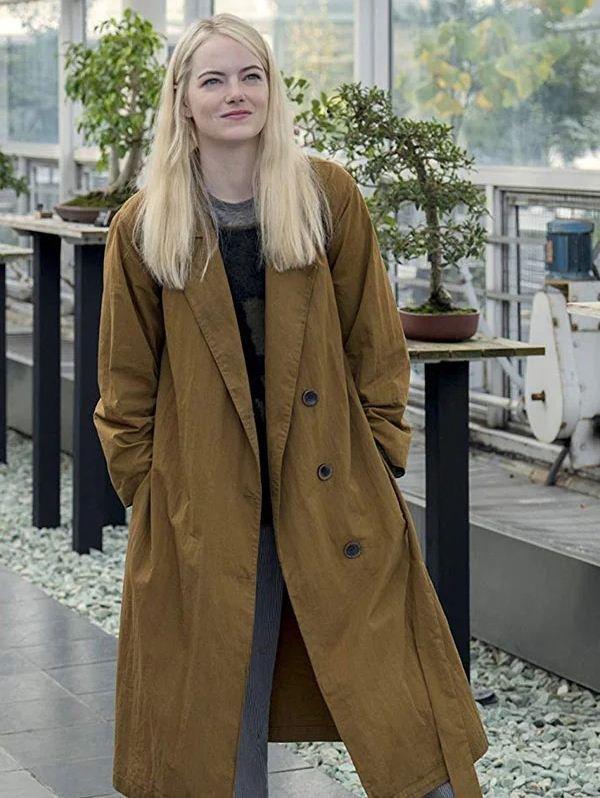 Maniac Annie Landsberg Mustard Coat