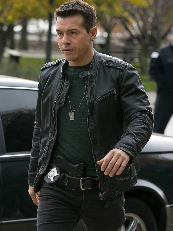 Chicago PD Antonio Dawson Black Jacket