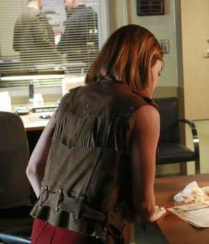 Lucy Hale TV Series Pretty Little Liars Vest