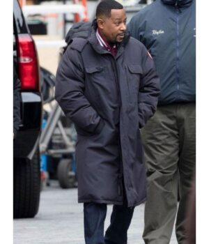 marcus Burnett Bad Boys for Life Black Coat