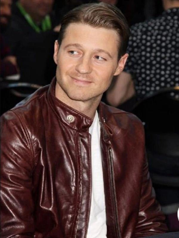 Gotham Ben McKenzie Brown Jacket