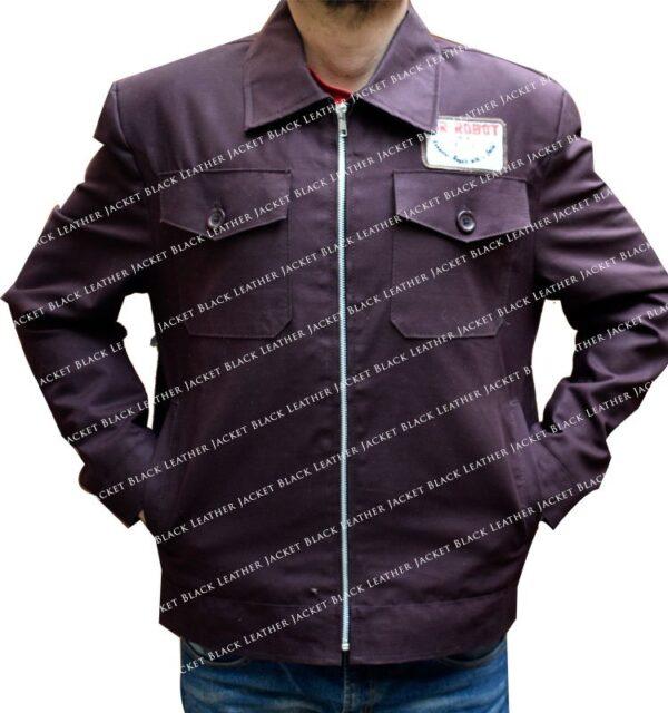 Christian-Slater-Mr.-Robot-TV-Series-Brown-Cotton-Jacket