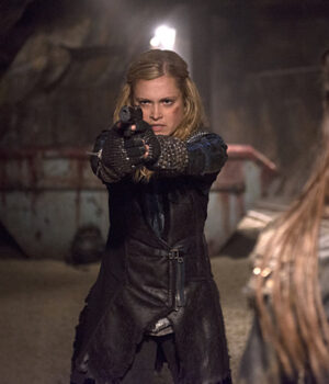 The 100 Clarke Griffin Leather Coat
