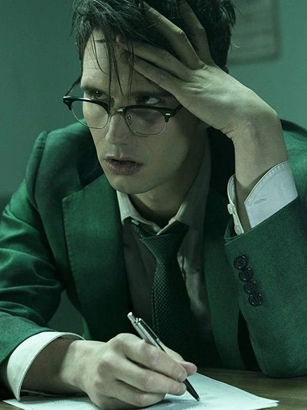The Riddler Green Blazer