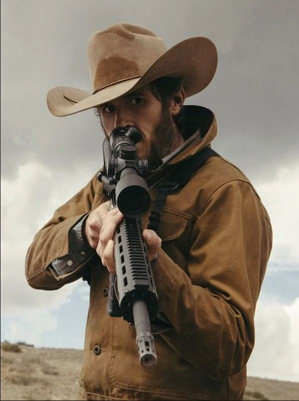 yellowstone Dave Annable Brown Jacket