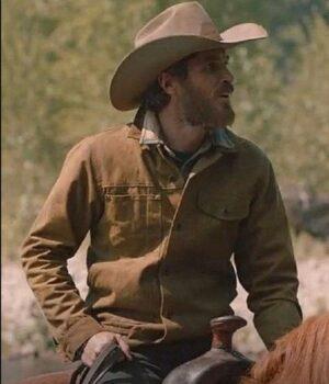 yellowstone Dave Annable Cotton Jacket