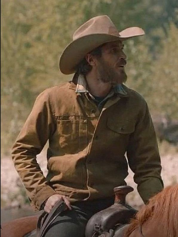 yellowstone Dave Annable Cotton Jacket