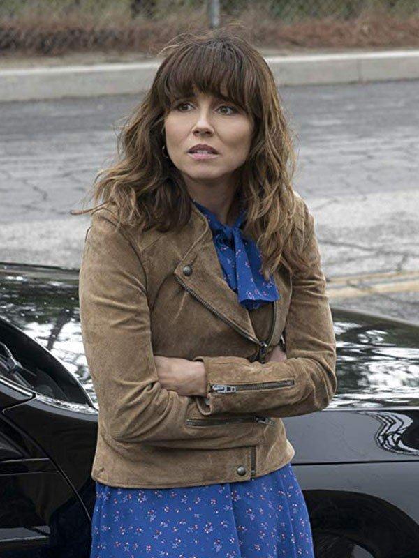 Dead to Me Linda Cardellini Jacket
