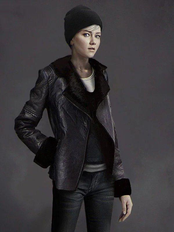 Kara Detroit Become Human Black Jacket