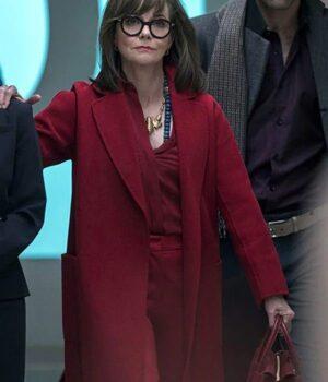 Maniac Dr. Greta Mantleray Red Coat
