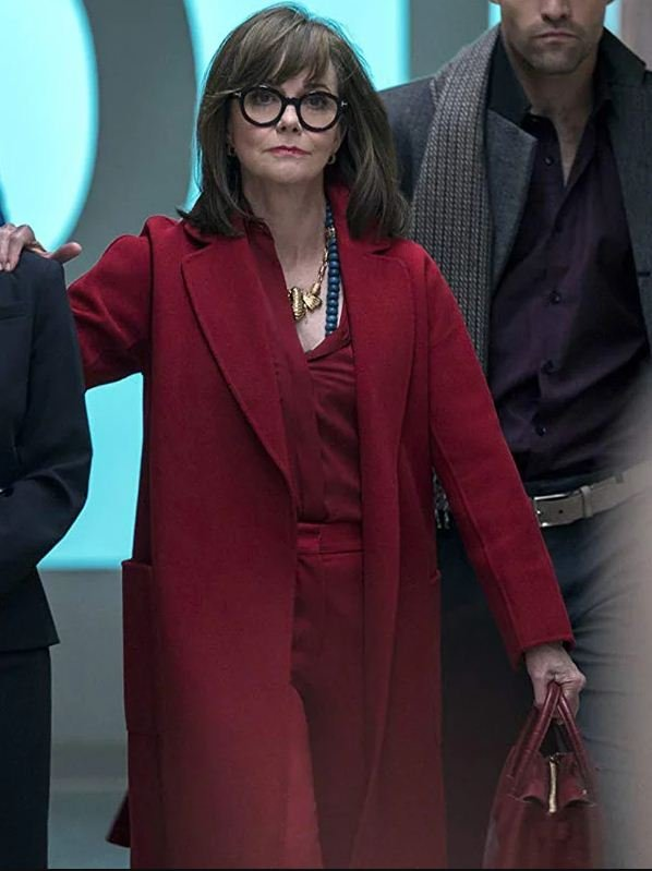 Maniac Dr. Greta Mantleray Red Coat