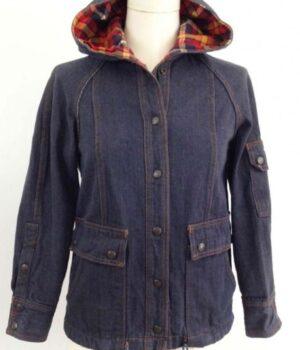 Stranger Things Dustin Henderson Blue Jacket