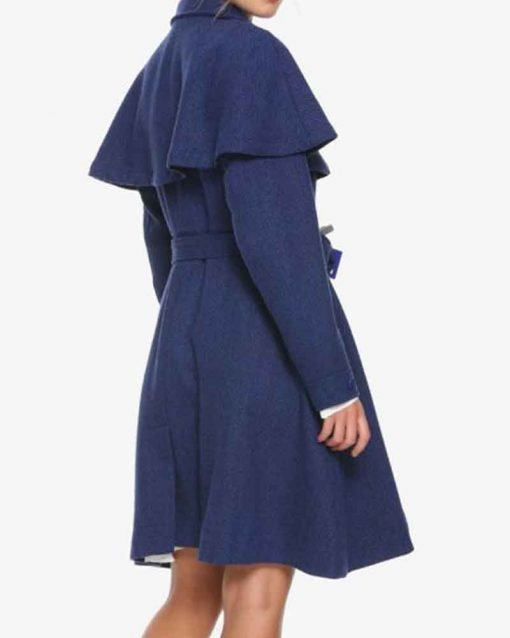 Emily Blunt Mary Poppins Returns Coat