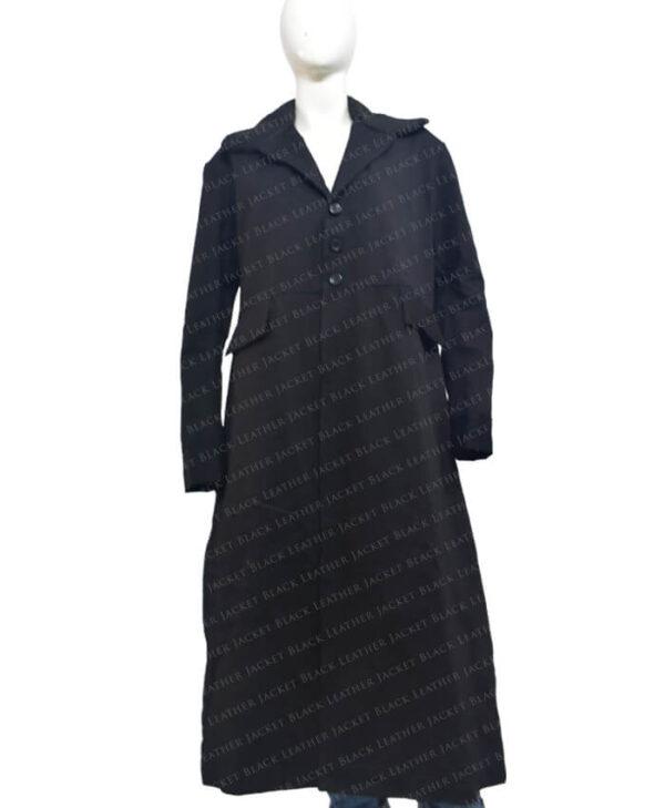 Gentleman Jack Anne Lister Black Coat