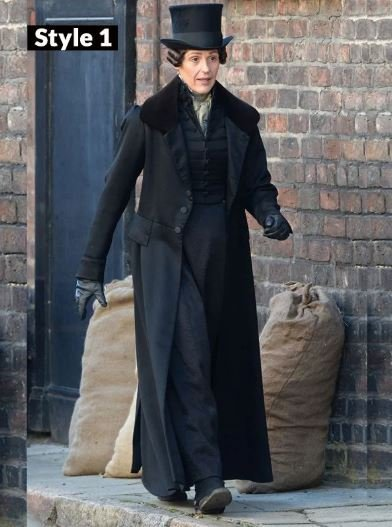 Gentleman Jack Suranne Jones Coat