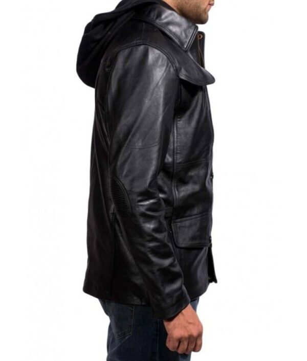 Terminator Genisys Guardian Black Jacket
