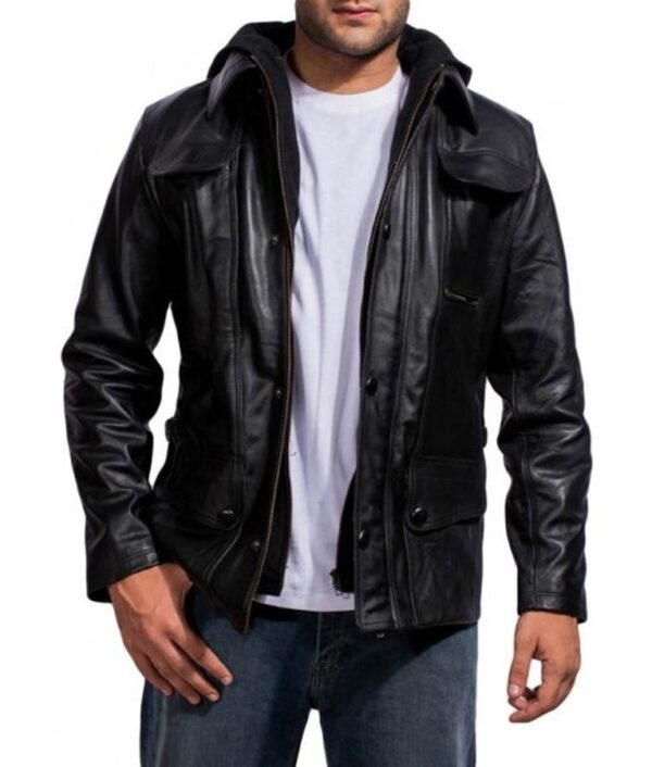 Terminator Genisys Guardian Leather Jacket