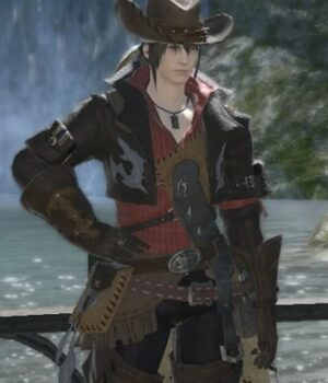 Final Fantasy XIV Gyuki Jacket