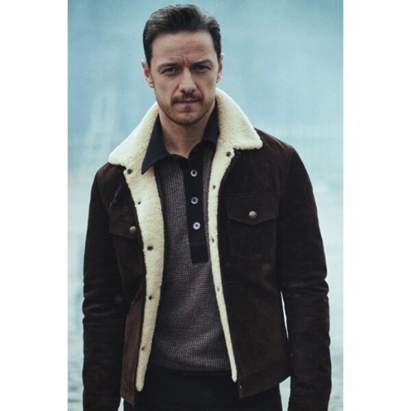 Lord Asriel His Dark Materials Brown Jacket