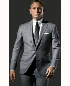 Skyfall James Bond Grey Suit