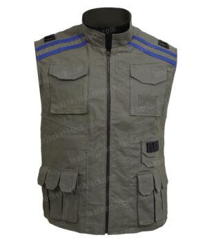 Johnny Cage Mortal Kombat 11 Vest Front